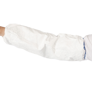 """Microporous Disposable Sleeves 21"""", 300/case"""