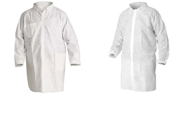 Picture for category Disposable Lab Coats