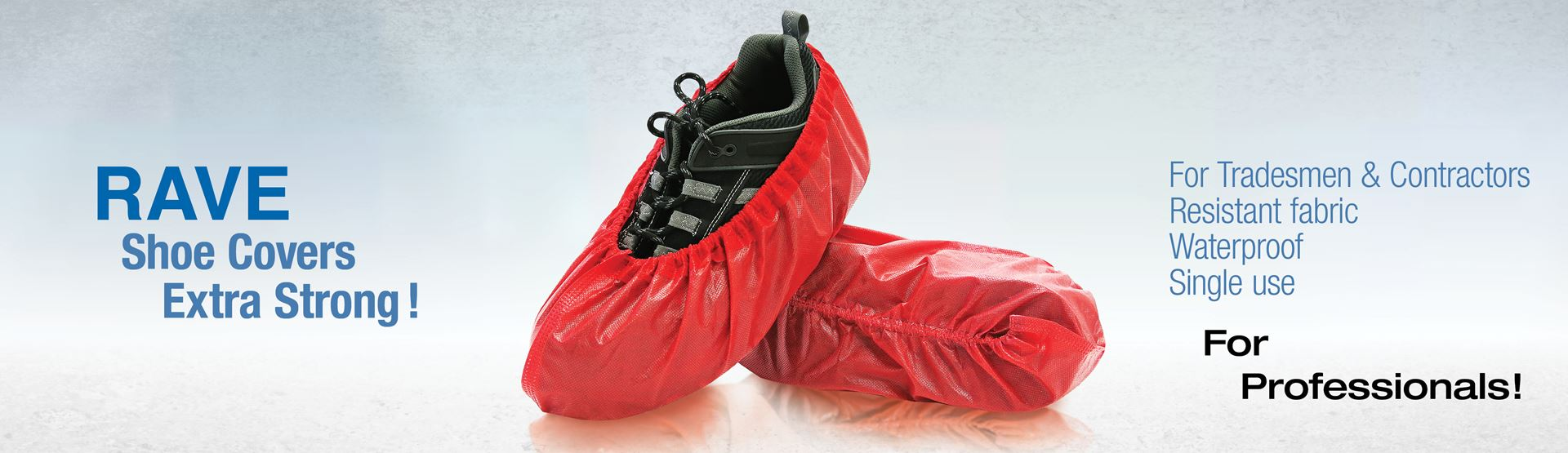 BlueMed, RAVE Shoe Covers