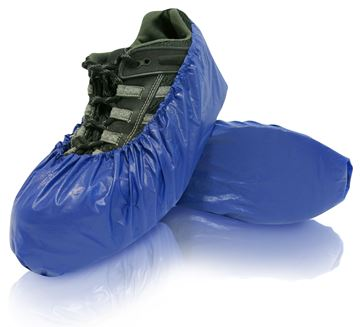 Bonzo Blue Shoe Covers, Universal Size, 1000/Case