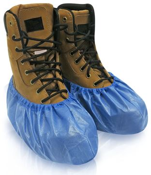 Azure Shoe Covers