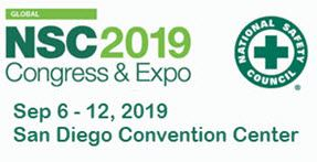 NSC Congress & Expo, Sep 6 - 12 2019 at San Diego